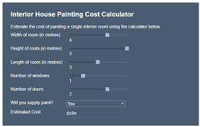Seeking Vost So How Much Does It Cost To Paint A House Bcr Painting