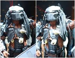 Predator Halloween Costumes Thearnoldfans