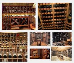 quality residential and commercial wine racks chicago custom