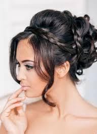 Hochsteckfrisurenen D Ne Langes Haar by Hochzeitsfrisuren Stilvolle Griechisch Hochsteckfrisur Für Langes