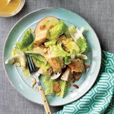Main Dish Chicken Recipes - endive apple and chicken salad recipe myrecipes
