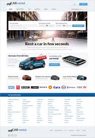 free template for website with login page 30 dynamic php website themes templates free premium templates great rent a car website template