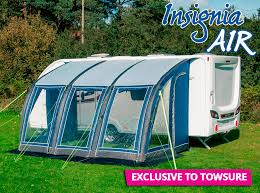 Awaydaze Awnings Towsure Insignia Air Inflatable Caravan Porch Awnings By Towsure