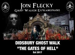 didsbury ghost walk u201cthe gates of hell u201d flecky bennett u0027s