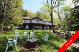 Cottages For Sale Muskoka by Home U0026 Cottage Real Estate Listings For Sale In Parry Sound Muskoka