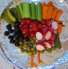 the 25 best turkey veggie platter ideas on turkey