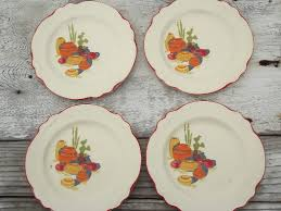 homer laughlin china virginia mexicali cactus pattern vintage homer laughlin china plates