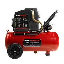 pro force vpf1580719 7 gallon oil free air compressor with kit