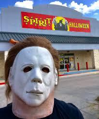 spirit halloween returns michael myers 364 michaelmyers364 twitter