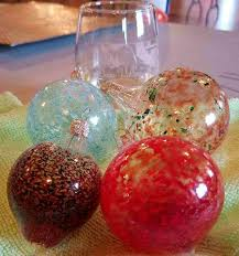 uncork your creativity blown glass ornaments workshop maryland