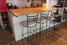 meuble table bar cuisine fabriquer un meuble en bois délicieux table haute cuisine awesome