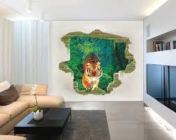 stickers trompe oeil mural stickers déco mural décors muraux et vitraux artistiques
