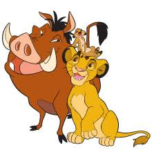 lion king characters pumba
