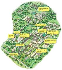 rpi parking and permit map