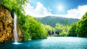 images of nature waterfalls and a big lake 4239027 4550x2559