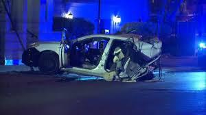 2 killed in gold coast crash identified speeding car slammed into