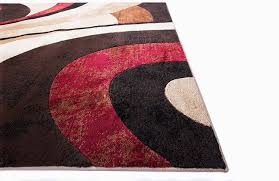 red and brown rugs rugs decoration
