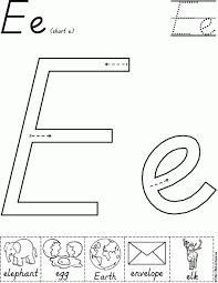 free printable alphabet worksheets for pre k worksheets