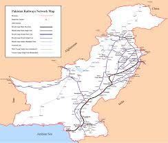 Qatar Route Map by Pakistan Railways Wikipedia
