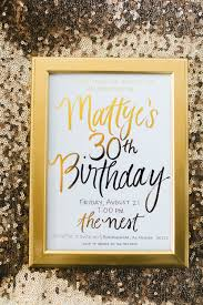 my 30th birthday party u2014 the lovingkind