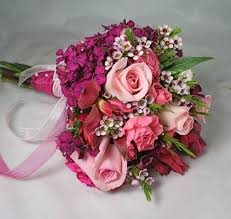 prom flowers burgundy pink and bridal bouquet search wedding