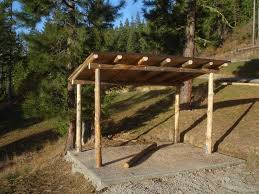 Free Standing Storage Buildings by I Would Like To Build A Freestanding Lean To To The End Of