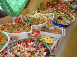 buffet mariage un buffet froid mais haut de gamme pour le mariage