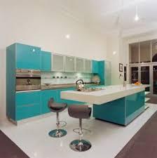 cuisine bleu turquoise cuisine turquoise et gris awesome cuisine bleu turquoise et gris