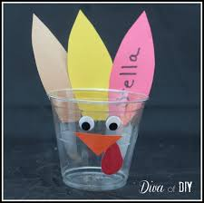 thanksgiving cups thanksgiving kids table turkey cups kids craft