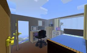 minecraft shower modern furniture command living room ideas house