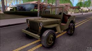 jeep banshee jeep for gta san andreas