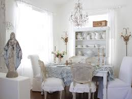 white shabby chic dining room all dma homes 81880