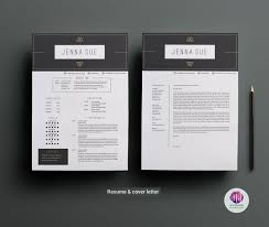 Resume Sample Bookkeeper by Black U0026 White Resume Template Resume Templates On Thehungryjpeg