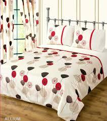 red poppy king size duvet cover poppy print duvet covers poppy