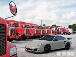 slammed porsche gt3 werks one porsche 911 turbo european car magazine