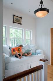 Daybed In Living Room Light Wood Daybeds With Subway Tiles Kitchen Traditional And