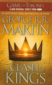 a clash of a song of and book 2 george r r