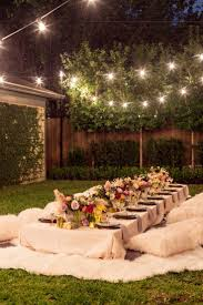 top best backyard party decorations ideas images fascinating