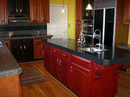Island Kitchen Cabinets by Kitchen Room 2017 Cherry Kitchen Cabinets With Granite