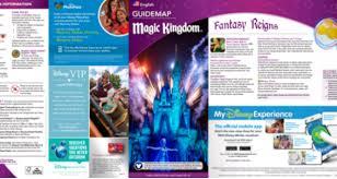 disney park maps park maps at magic kingdom in walt disney disneydining