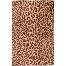 Grey Bathroom Rug by Flooring Leopard Rug Leopard Bath Rug Cow Skin Rug