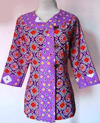 model baju atasan untuk orang gemuk 2015 model baju dan model baju atasan batik wanita terbaru