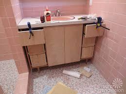 Building A Bathroom Vanity Need A Retro Bathroom Vanity Look At These 5 Authentic 1952