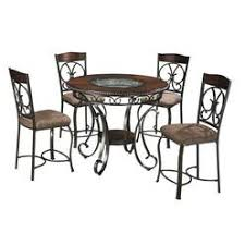 Hayley Dining Room Set Ashley Furniture Ashley Hayley Counter Height Dining Set In