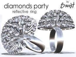 rings diamond design images Second life marketplace top models favorite one bandit design jpg
