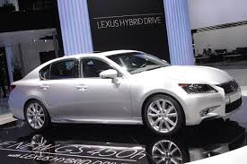 lexus gs 450h hybrid 2006 gs 450h news and information autoblog