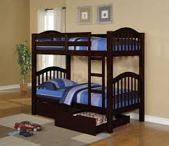 Bunk Bed Trundle Bed Modern Children Bunk Beds