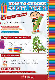 how to choose colored pencils artfixed