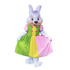 miss easter bunny kids fairyland
