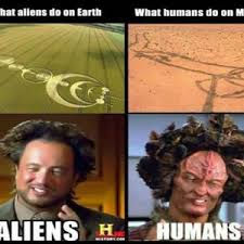 Humans Meme - humans vs aliens by daryl thomas 98 meme center